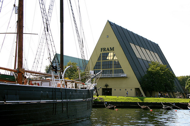 how to get to fram museum oslo