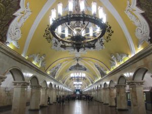 Top 10 Moscow, Russia Tourist Attractions