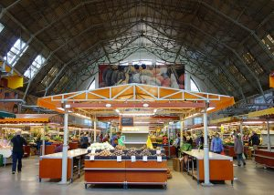 Photo of central market Photo by:Flickr/Neil Pulling